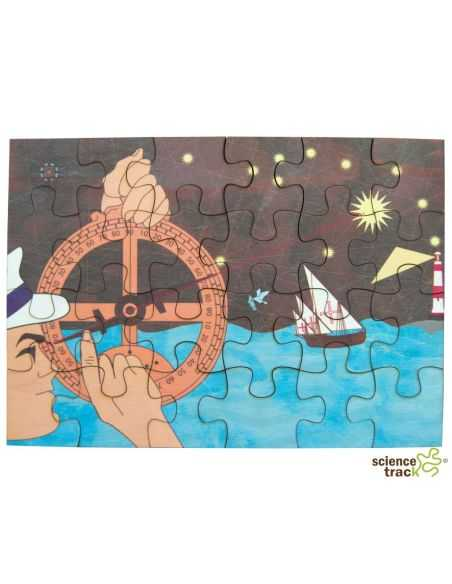 2D Puzzle astrllab
