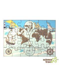 4 Hemispheres 2d Puzzle