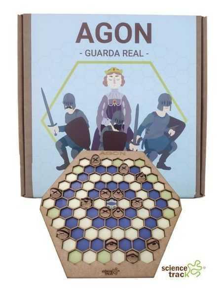 Jogo tabuleiro Agon